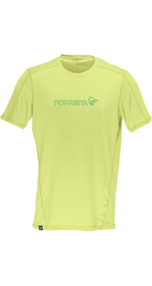 Norrøna /29 Tech T-Shirt Men Wasabi Wash